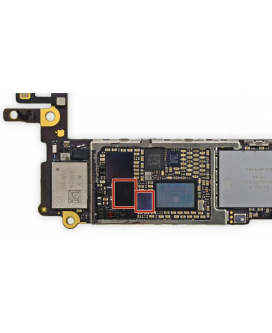 IC Chip Touch iPhone 6 - iPhone Falla de Táctil