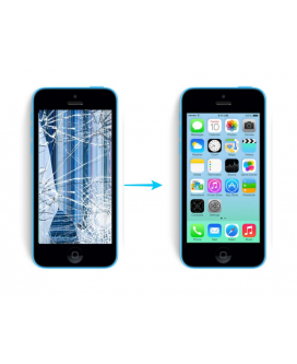 reparar Pantalla iPhone 5c original iPhone 5C