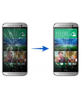 Cambiar pantalla HTC One M8 HTC ONE M8