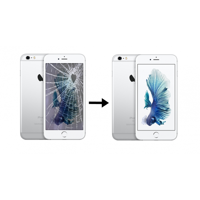 Reparar pantalla iPhone 6s Plus iPhone 6S Plus