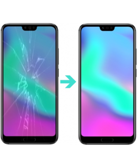 Cambiar pantalla HONOR 10