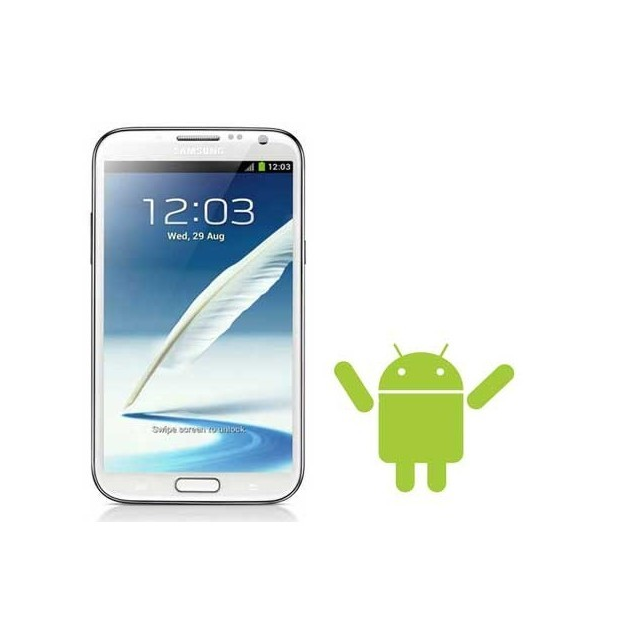 Reparar El Software (Interfaz) del Samsung Galaxy Note 2 Galaxy Note 2