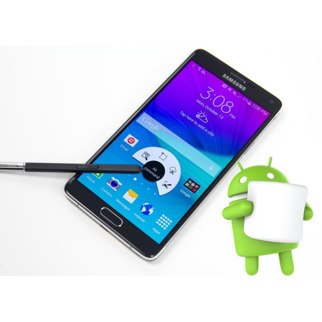 Reparar El Software (Interfaz) del Samsung Galaxy Note 4 Galaxy Note 4