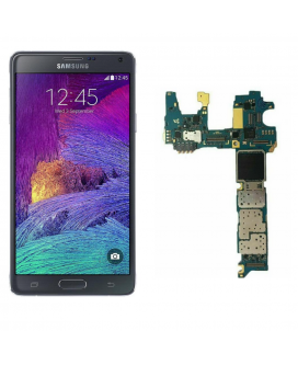 Cambiar placa base Samsung Galaxy Note 4