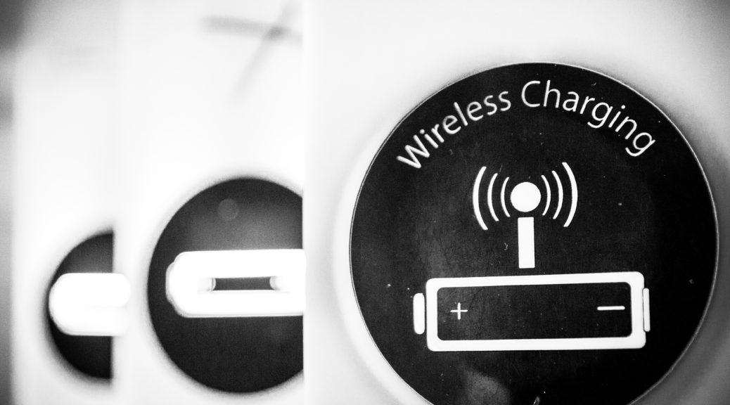 móviles con carga inalámbrica