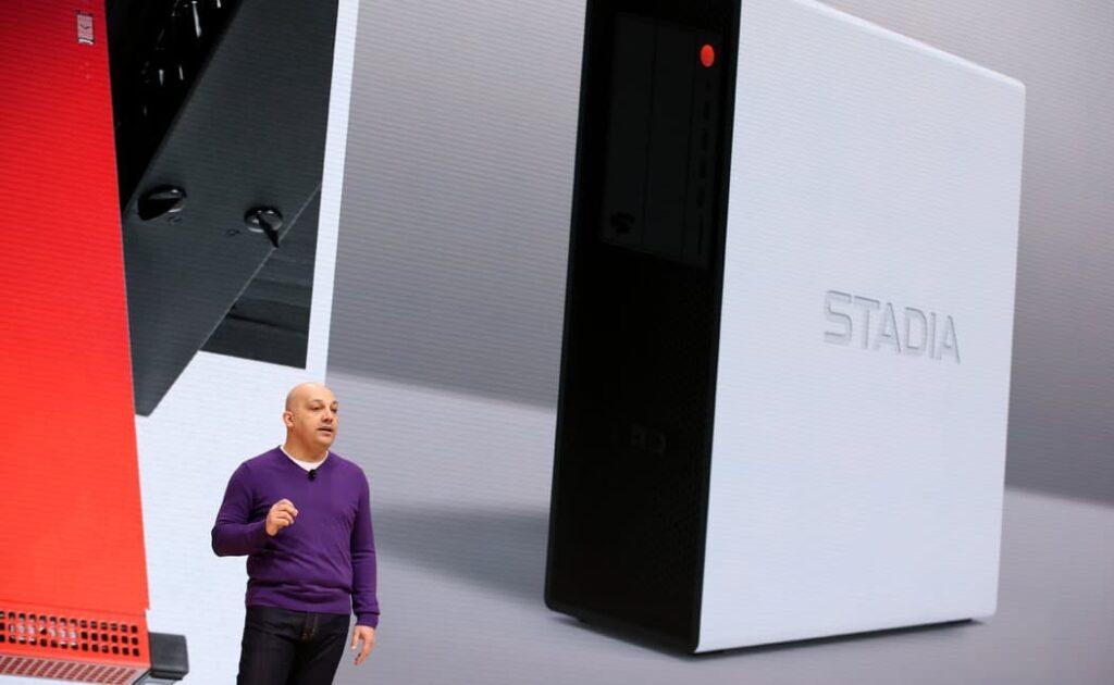 Google presenta Stadia Streaming Videojuegos