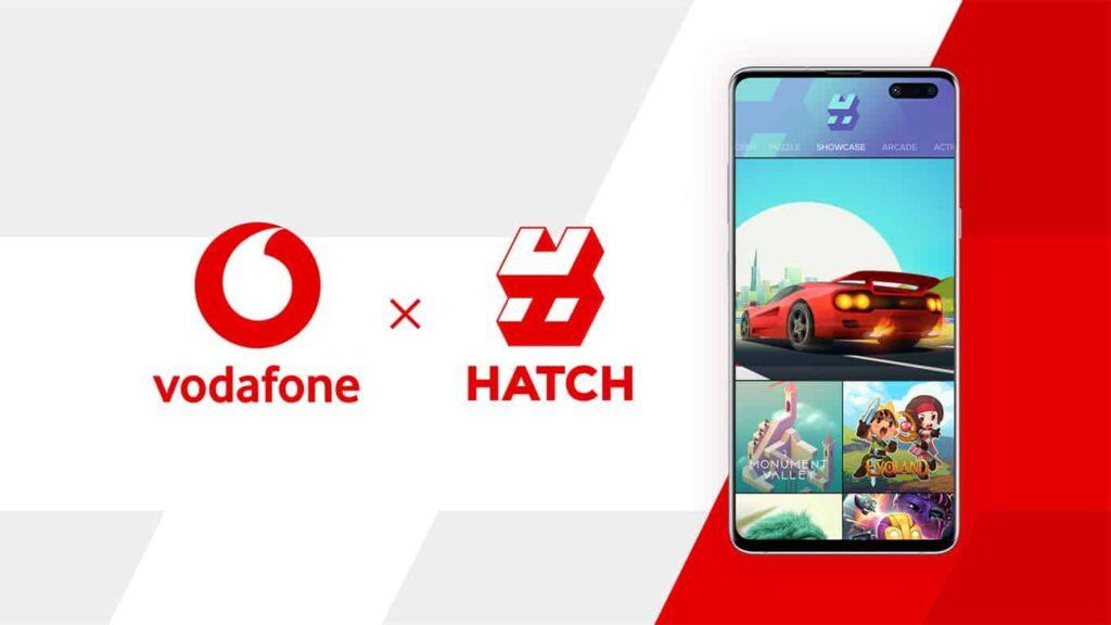 Vodafone Red 5G en España X Hatch