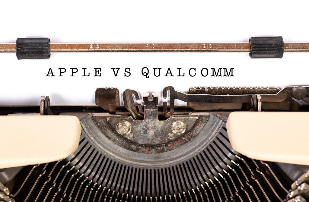 Finaliza la disputa Apple vs Qualcomm