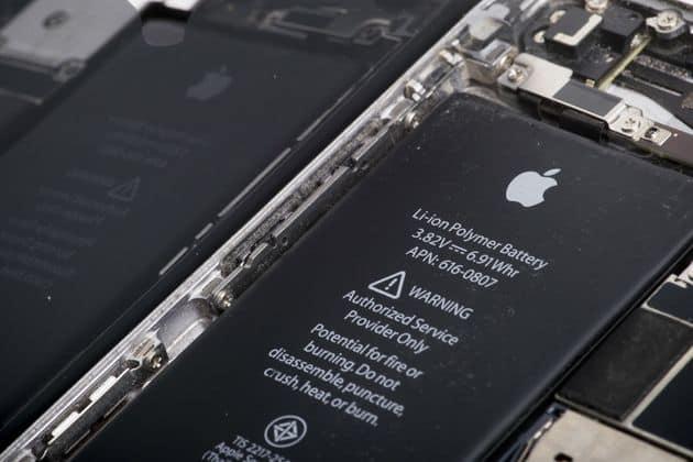 Cambio de chip de memoria iphone
