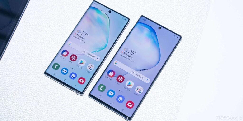 Samsung Galaxy note 10 mundo del movil