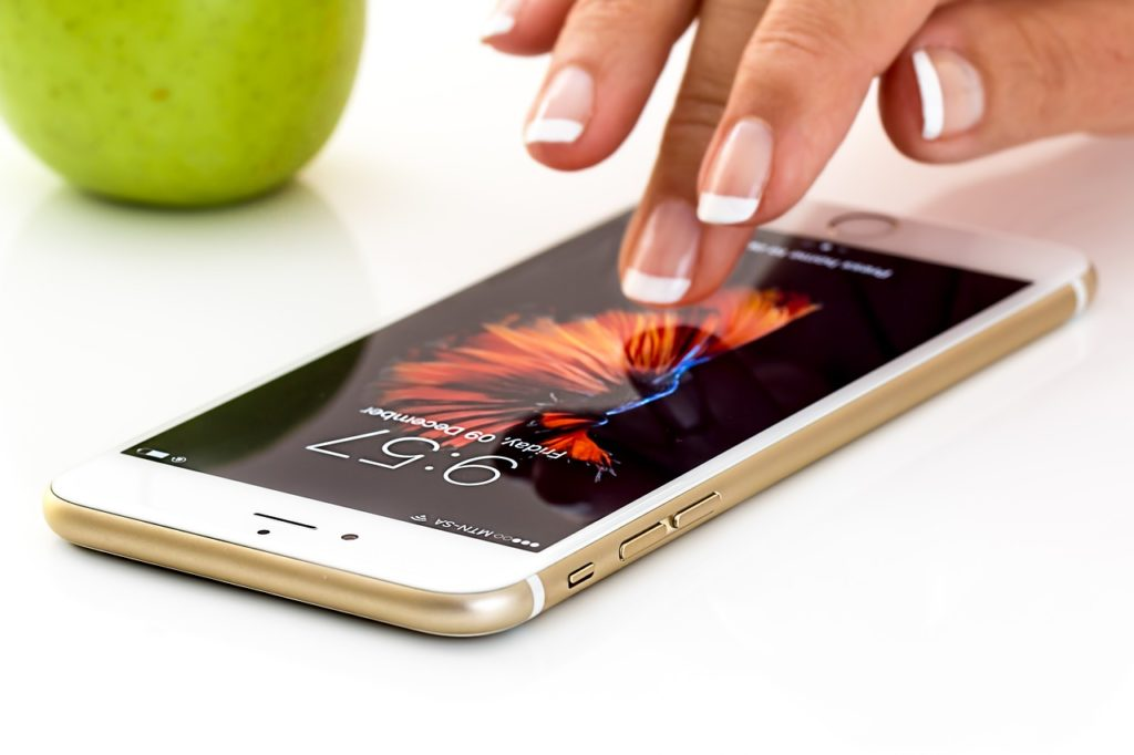 solucionar pantalla negra iphone