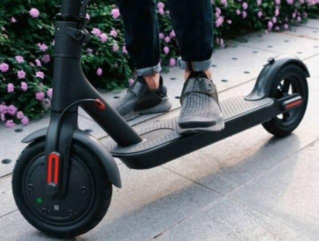 Analisis Xiaomi Scooter Pro