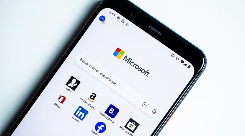 Instalar Microsoft Edge en tu móvil Android