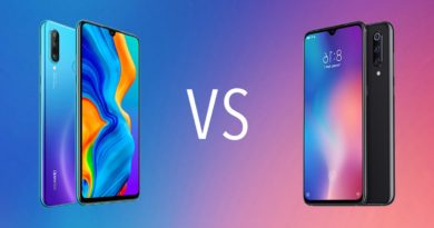 Xiaomi Mi 9T vs Huawei P30 Lite