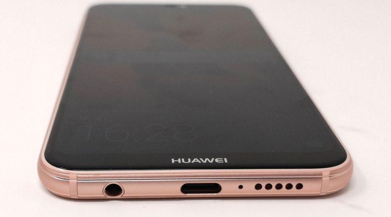 cristal del Huawei P20 Lite