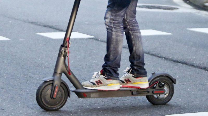cambiar las ruedas del patinete eléctrico Xiaomi