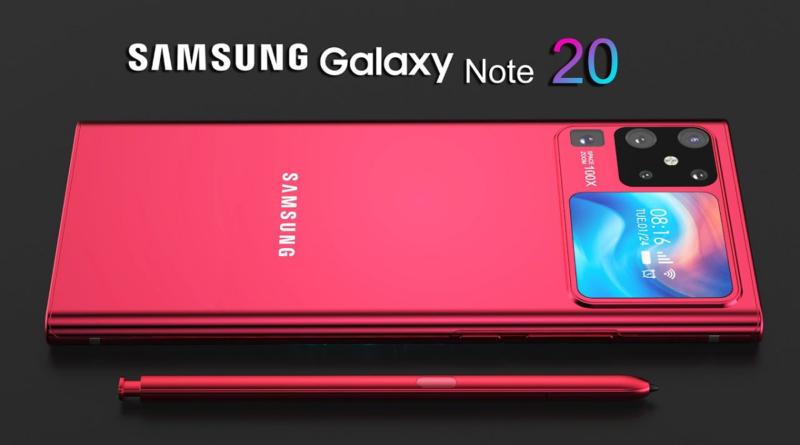 Samsung Galaxy Note 20: productividad sin perder estilo