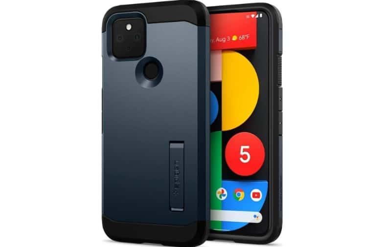 mejores protectores para el Google Pixel 5