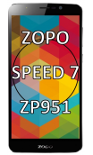Zopo SPEED 7 ZP951